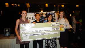 MEEC Scholarship Winners